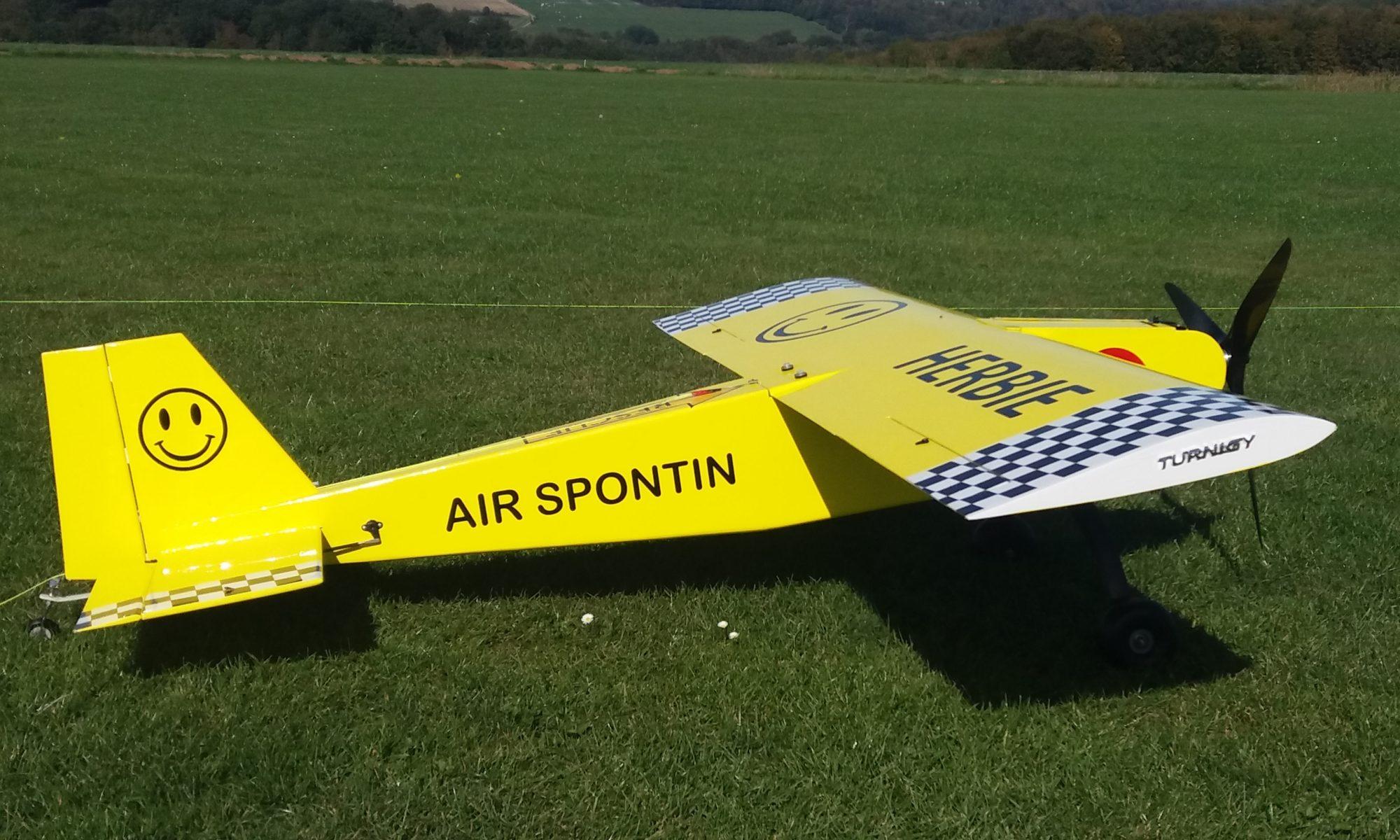 Aéromodélisme Air Spontin